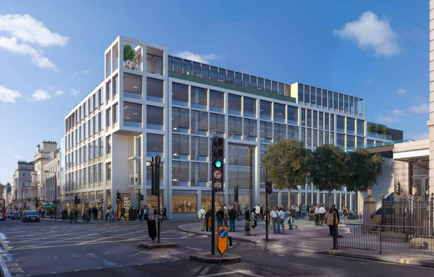 50 eastbourne terrace london planning news For50 Eastbourne Terrace London