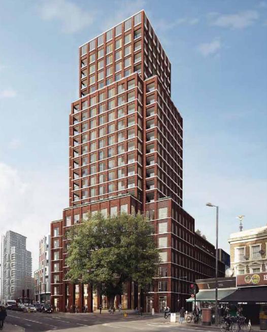225 City Road London Planning News