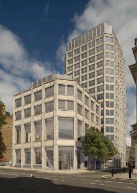 The Economist Building 27 St James S Street London